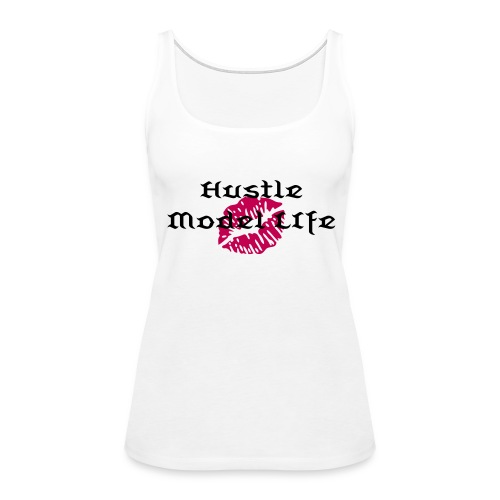Women's Premium Tank Top - Pretty is definitely smarter than you think !