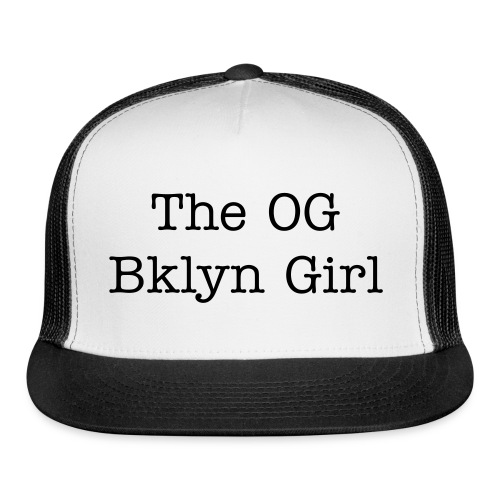 OG Bklyn cap  - Trucker Cap