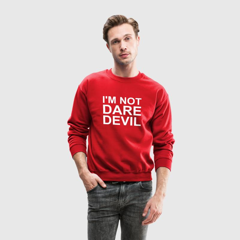 I'm Not Daredevil - Crewneck Sweatshirt