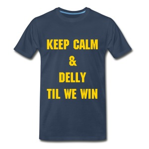Delly Win - Men's Premium T-Shirt