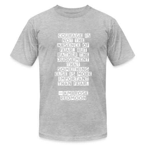 T-Shirt Great Quotes - Men's  Jersey T-Shirt