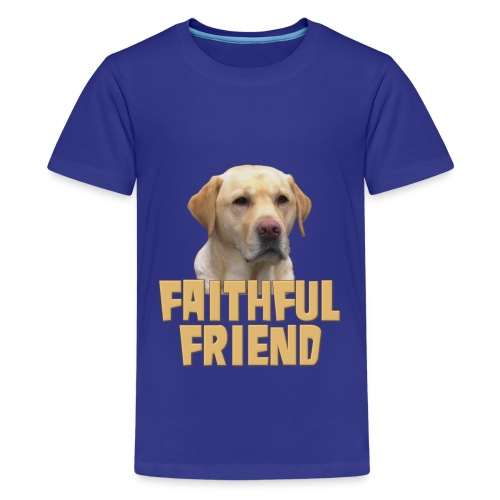 KID SHIRT DOG1 - Kids' Premium T-Shirt