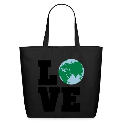 BAG LOVE W - Eco-Friendly Cotton Tote