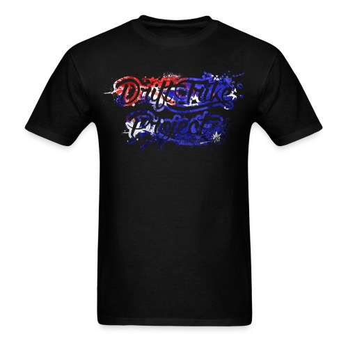 aussie splatter T - Men's T-Shirt