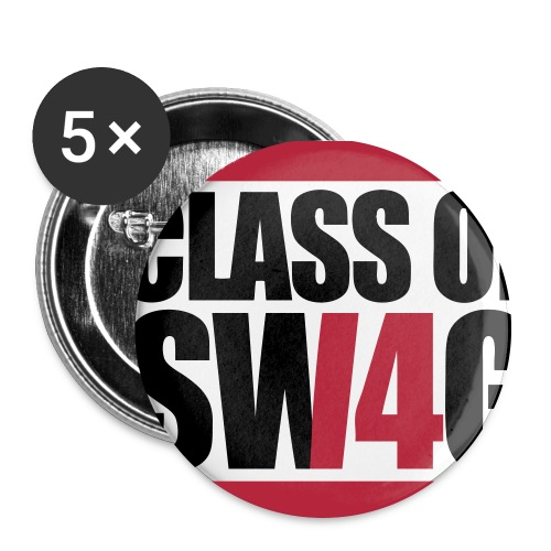 Class Of Swag Buttons - Large Buttons