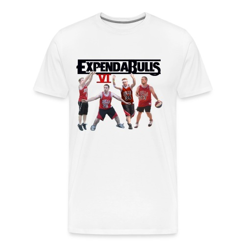 ExpendaBulls 2015 Official T-Shirt! - Men's Premium T-Shirt