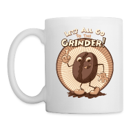 Mugs & Drinkware ~ Coffee/Tea Mug ~ coffee caffeine java starbucks sugar buzz
