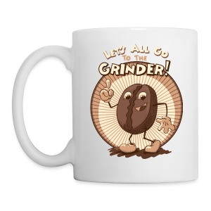 coffee caffeine java starbucks sugar buzz - Coffee/Tea Mug