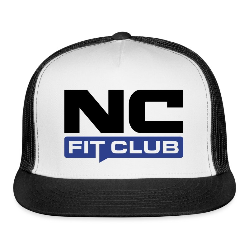 NC Fit Club (Square) - Trucker Cap