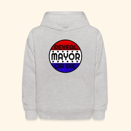 Mayor - Kids' Hoodie
