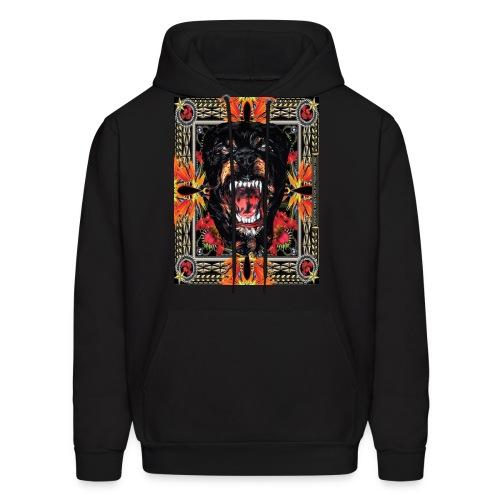 TURV Black Premium Hoodie-Yeezy Edition - Men's Hoodie