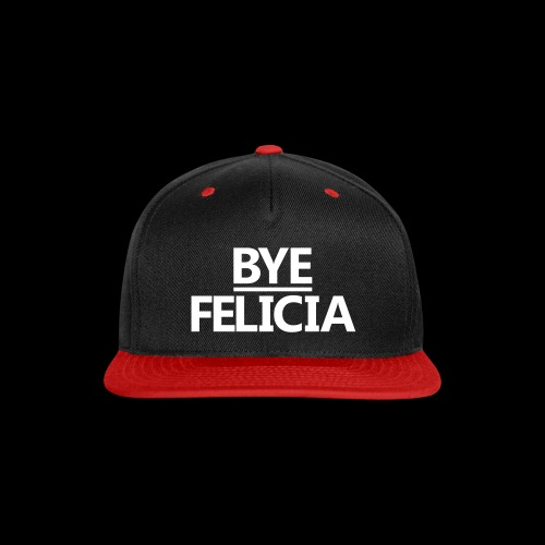 bye felica  - Snap-back Baseball Cap