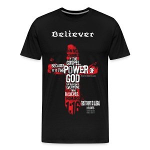 Believer Shirt - Men's Premium T-Shirt