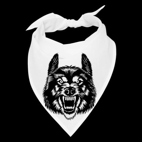 wolf bandana - Bandana