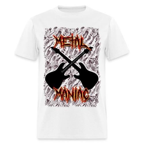 Metal Maniac - Men's T-Shirt