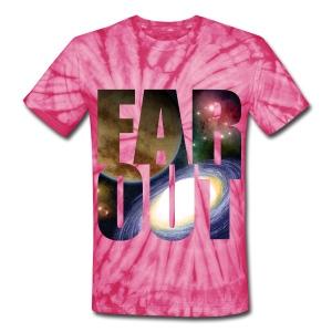 Cosmic Girl - Unisex Tie Dye T-Shirt