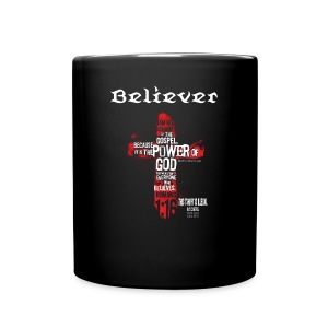 Beleiver Coffee Mug  - Full Color Mug