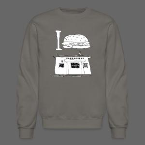 I Hamburger Greene's - Crewneck Sweatshirt