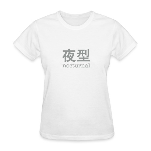 nocturnal Shirt ♀ - Women's T-Shirt