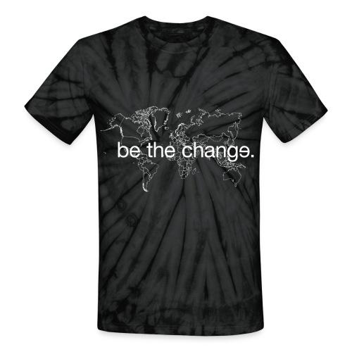 Tie-Dye T-shirt - Unisex Tie Dye T-Shirt