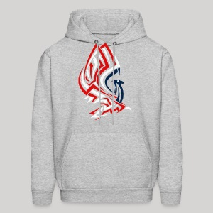 All American Eagle - Men's Hoodie