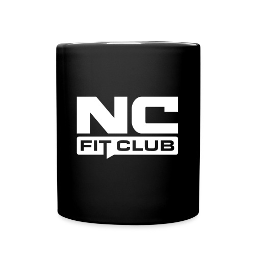 NC Fit Club (Square) - Full Color Mug