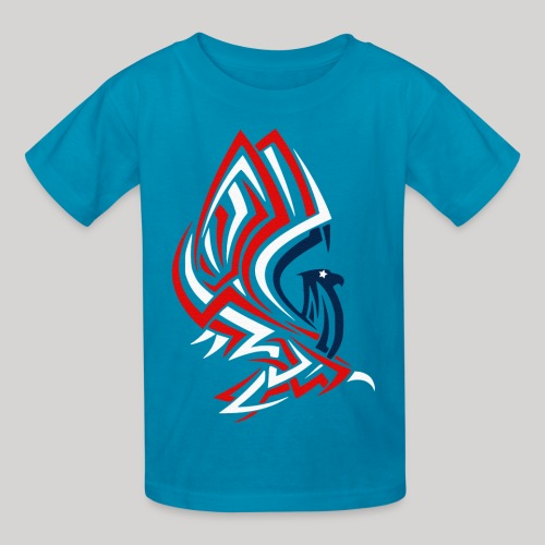 All American Eagle - Kids' T-Shirt