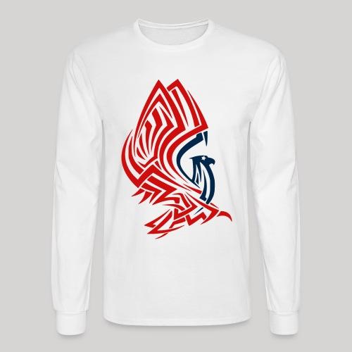 All American Eagle - Men's Long Sleeve T-Shirt