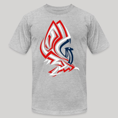 All American Eagle - Men's Fine Jersey T-Shirt