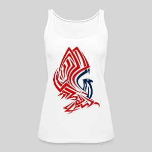 All American Eagle - Women's Premium Tank Top