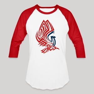 All American Eagle - Baseball T-Shirt
