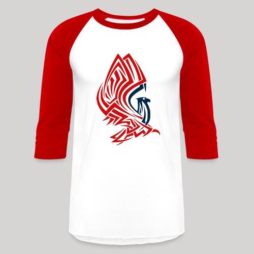 All American Eagle - Baseball T-Shirt