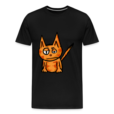 Mean Eyed Cat T Shirts