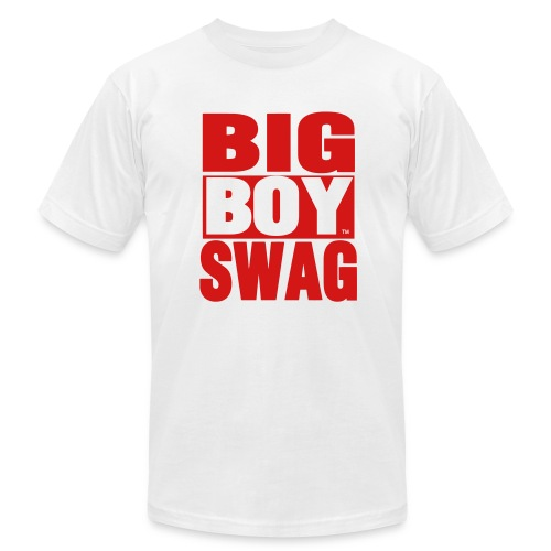 Big Boy Swag - Men's Fine Jersey T-Shirt