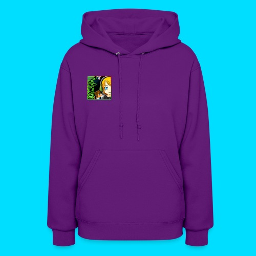 bc4ee99a TheAnimexis | TheAnimexis Subscriber Hoodie Women - Womens Hoodie