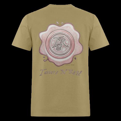 Official Seal Logo  - Men's T-Shirt