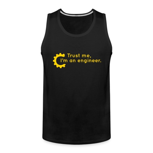 Engineer Tank Top - Men's Premium Tank