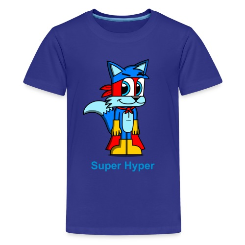 Super Hyper - Kids' Premium T-Shirt