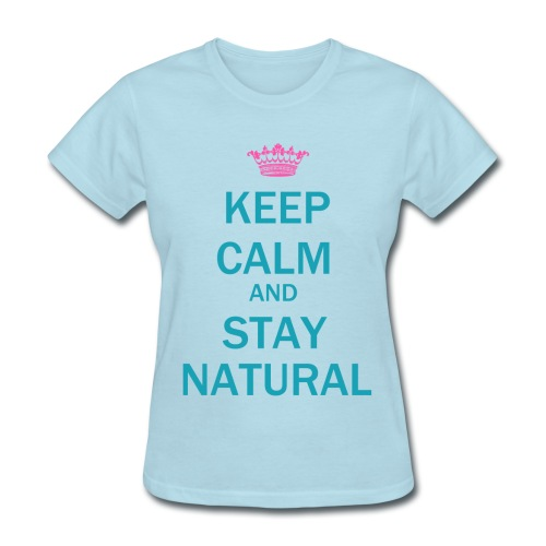 Keep Calm T- relaxed fit - Women's T-Shirt