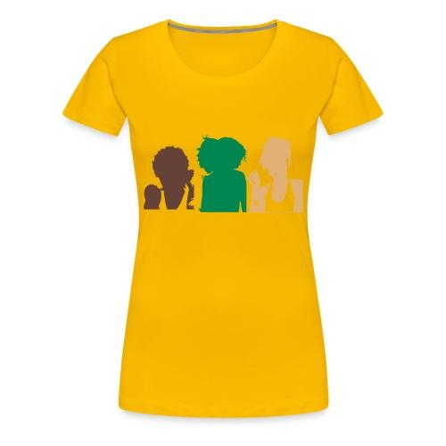 Natural women tee-relaxed fit - Women's Premium T-Shirt