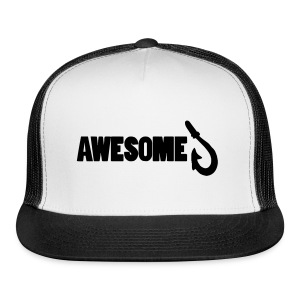 Awesome Fishing Show Trucker Cap - Trucker Cap
