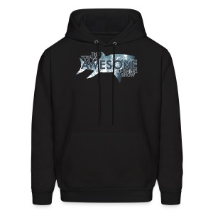 Totally Awesome Fishing Show Men's Hoodie - Men's Hoodie
