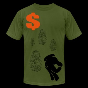 MENS TOP HIGHLIFE T-SHIRT - Men's Fine Jersey T-Shirt