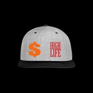 HIGHLIFE SNAPBACKHAT - Snap-back Baseball Cap