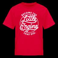 Kids' Shirts ~ Kids' T-Shirt ~ The Little Engine That Did Kids Shirt