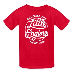 The Little Engine That Did Kids Shirt - Kids' T-Shirt