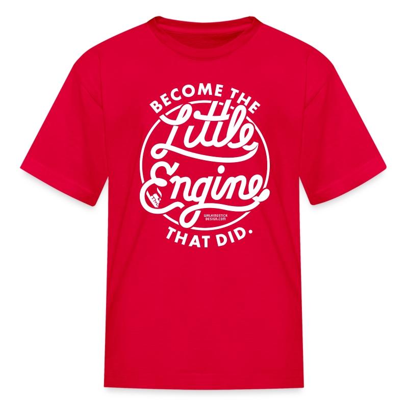 The Little Engine That Did Kids Shirt - Kids' T-Shirt