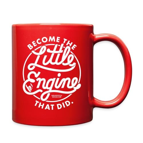 I Think I Can x3 Coffee Mug - Full Color Mug