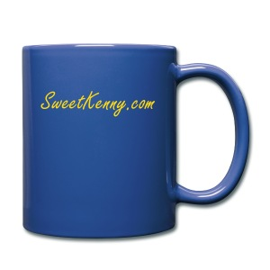 SweetKenny Mug Blu - Full Color Mug