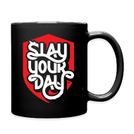 Mugs & Drinkware ~ Full Color Mug ~ Slay Your Day Coffee Mug